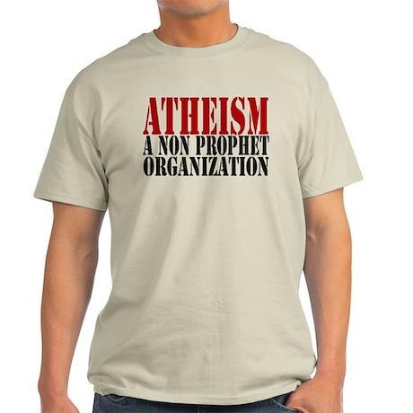 Atheism Light T-Shirt