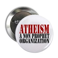 """Atheism 2.25"""" Button (10 pack)"""