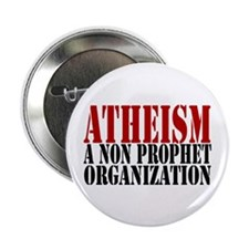 "Atheism 2.25"" Button"