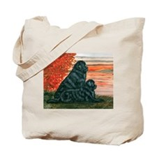 Newfoundland Fall Tote Bag