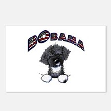 BObama 1st Dog PWD Postcards (Package of 8)