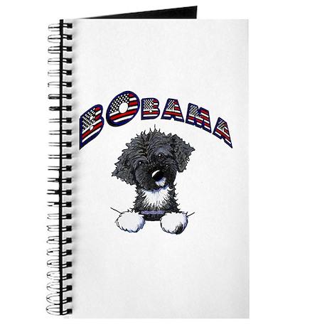 BObama 1st Dog PWD Journal