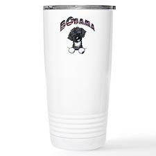 BObama 1st Dog PWD Travel Mug