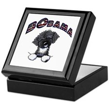 BObama 1st Dog PWD Keepsake Box