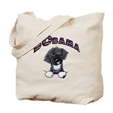 BObama 1st Dog PWD Tote Bag
