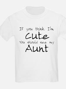Think I'm Cute? T-Shirt
