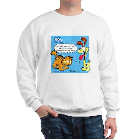It's the Dips Sweatshirt