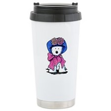 Miss Daisy Westie Travel Mug