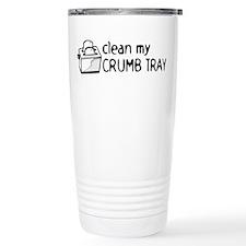Toaster Kitchen Cook Humor Ceramic Travel Mug