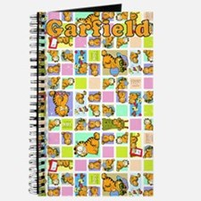 Classic Garfield Squares Journal