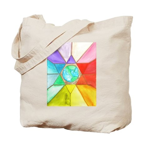 Activated Star Tote Bag