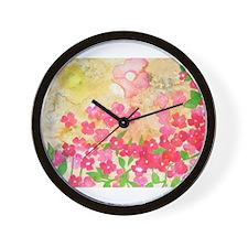 Spring 2 Wall Clock