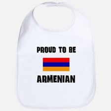 Proud To Be ARMENIAN Bib