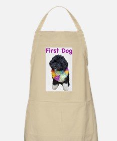 Bo First Dog BBQ Apron