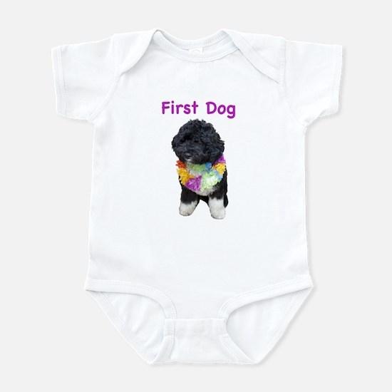 Bo First Dog Infant Bodysuit