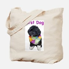 Bo First Dog Tote Bag