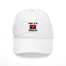 Proud To Be ANGOLAN Baseball Cap