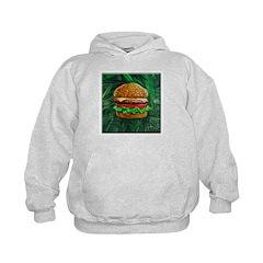 Tropical Cheeseburger Hoodie