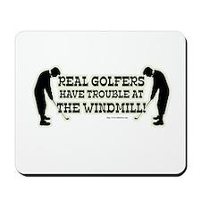Golf Troubles Mousepad
