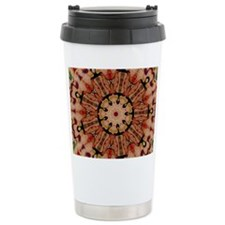 Fire Lotus Travel Mug