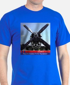 P-47 In Your Face T-Shirt