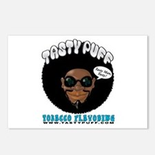 Tasty Puff Postcards (Package of 8)