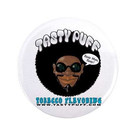 """Tasty Puff 3.5"""" Button (100 pack)"""