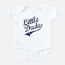 LITTLE DUDE (Script) Infant Bodysuit