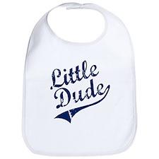 LITTLE DUDE (Script) Bib