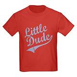 Little dude Kids T-shirts (Dark)