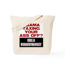Baracktology Tote Bag