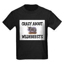 Crazy About Wildebeests T