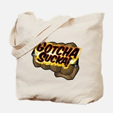 Cute Gotcha Tote Bag