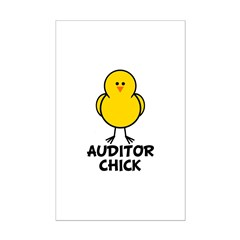 Auditor Chick Posters