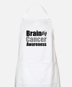 Brain Cancer Butterfly BBQ Apron