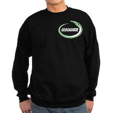 Green Geocacher Pizzaz Sweatshirt