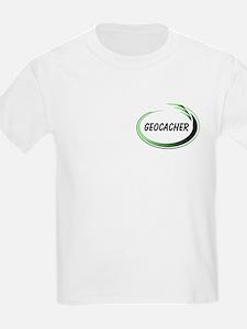 Green Geocacher Pizzaz T-Shirt