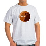 oma logo Light T-Shirt