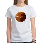 oma logo Women's T-Shirt