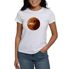 oma logo Women's T-Shirt