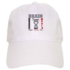 Brain Tumor Month Baseball Cap