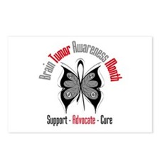 Brain Tumor Month Postcards (Package of 8)