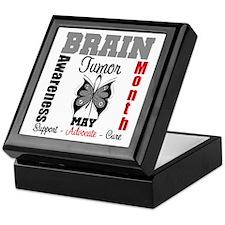 BrainTumorAwareness Keepsake Box