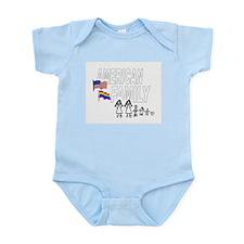 2 MOMS Infant Bodysuit