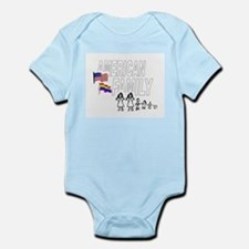 2 MOMS Infant Bodysuit