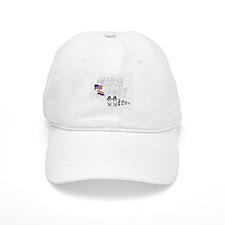 2 MOMS Baseball Cap