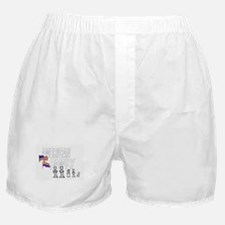 2 DADS Boxer Shorts