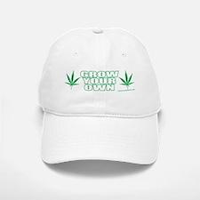Grow Your Own Baseball Baseball Cap