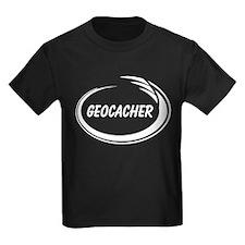 Black Geocacher Pizzaz T