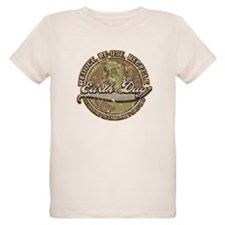 Vintage Classic Earth Day T-Shirt
